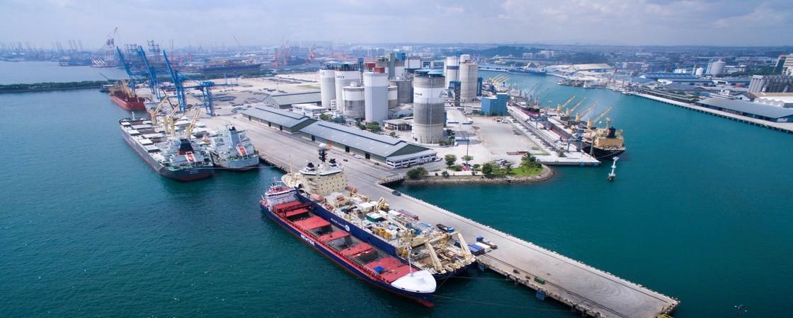 Next Gen Multipurpose Port | Jurong Port Singapore