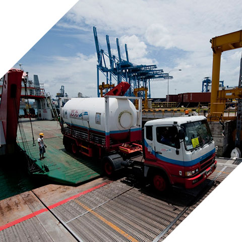 Roll-On Roll-Off (RO/RO) Terminal | Jurong Port Singapore